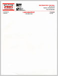 Letterhead Example 4: Waltham Pest Control